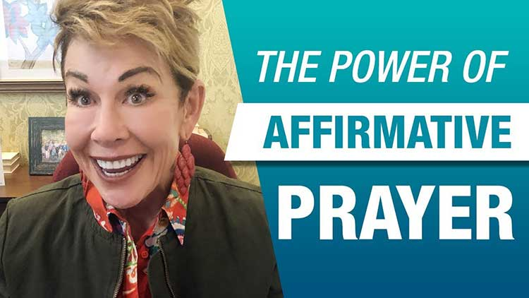 The Power of Affirmative Prayer For Healing