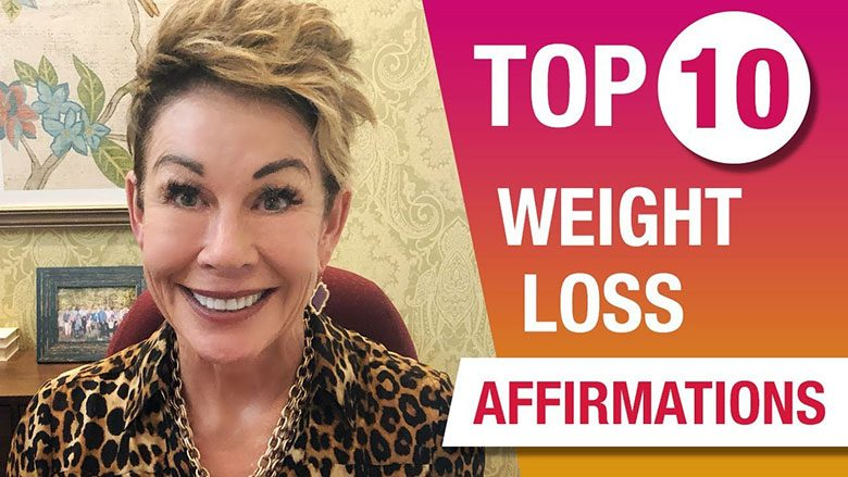 10 Daily Affirmations for Weight Loss