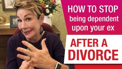 Overcome Dependency After Divorce