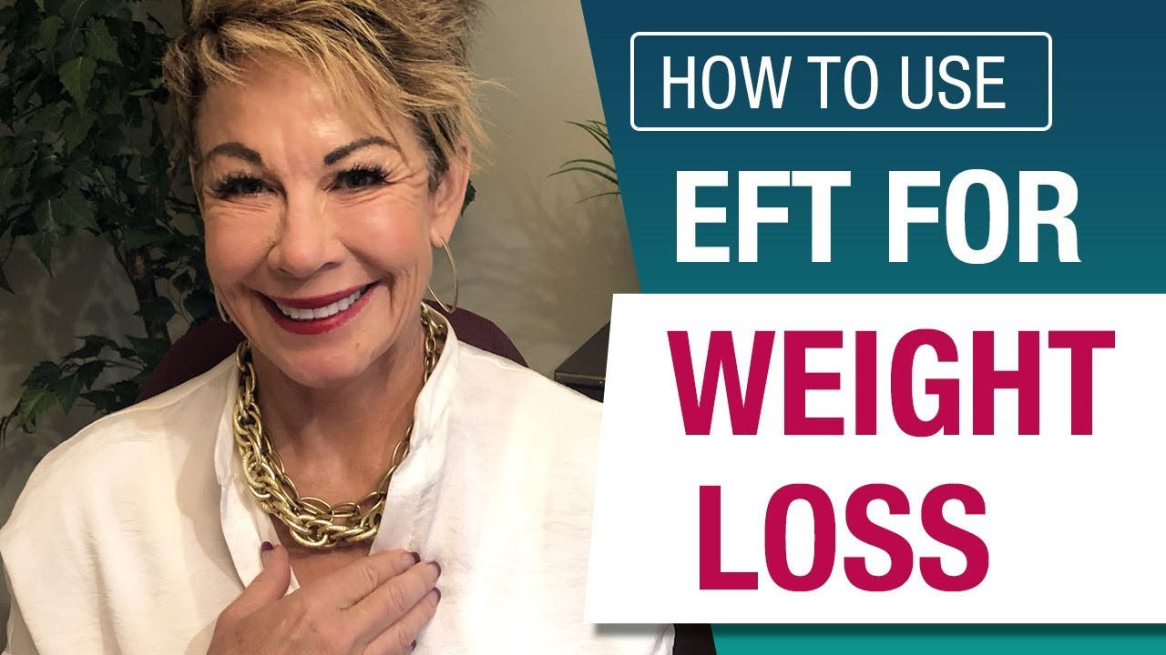 What is eft tapping for weight loss?