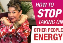 How to observe others energy without taking it on