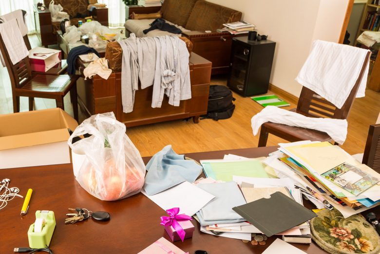 How to get rid of clutter fast in 3 steps