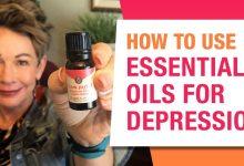 Essential Oil Blend For Depression