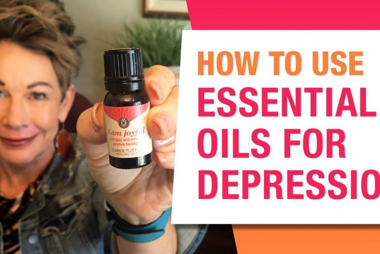 Essential Oil Blend For Depression