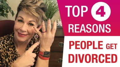 4 Main Reasons People Get Divorced