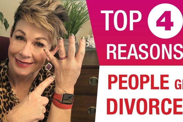 4 Main Reasons People Get Divorced
