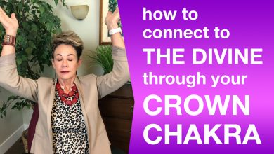 Connect To The Divine Through Your Crown Chakra