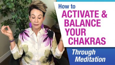 Activate and Balance Chakras