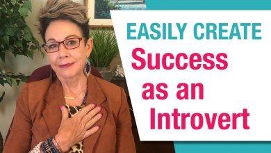 Easily Create Success As An Introvert copy