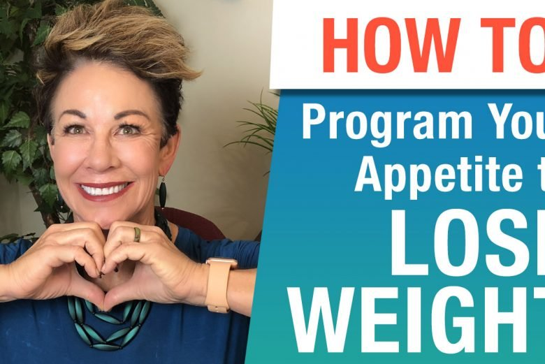 How to program your appetite to lose weight