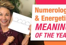 Numerology and energetic meaning of the year