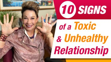 Signs of a toxic and unhealthy relationship