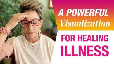 Visualization For Healing Illness
