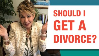 should I get divorced?