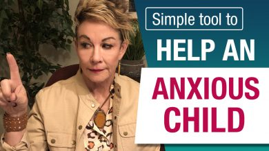 How to help a child cope with anxiety