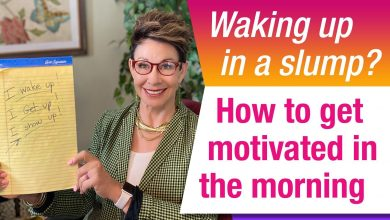 How to get motivated in the morning