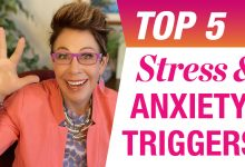 Top 5 Stress and Anxiety Triggers
