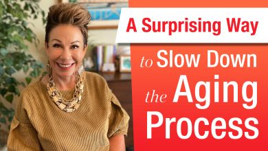 Surprising Way To Slow Down Aging