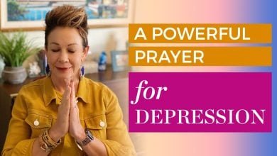 The power of prayer for depression