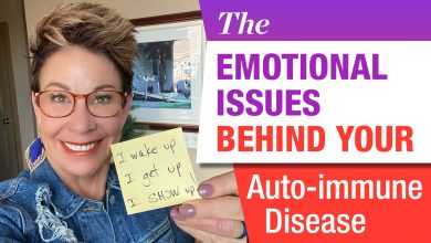 Auto-immune disease and emotional issues